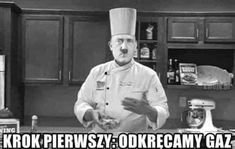 Comedy relief: Cooking with Hitler Best Funny Pictures, Funny Images, Funny Pics, Donald Trump, Funny Jokes, Hilarious, Fail, History Jokes, Holocaust Survivors