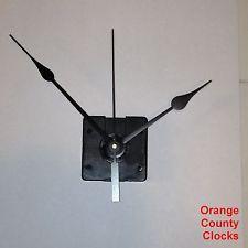 Clock Shoppe Large Black Spade Clock Hands Amp Sweep Shop