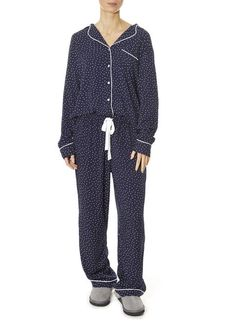 Shop new arrivals in store! Find the latest designer clothing, footwear and accessories from leading brands. SHOP NOW! Womens Pjs, Mini Heart, Trousers, Navy, Clothes For Women, Hearts, Long Sleeve, Sleeves, Clothing