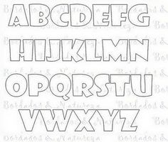 letras Hand Lettering Alphabet, Alphabet Stencils, Doodle Lettering, Graffiti Alphabet, Graffiti Lettering, Calligraphy Letters, Love Coloring Pages, Alphabet Coloring Pages, Abc Font