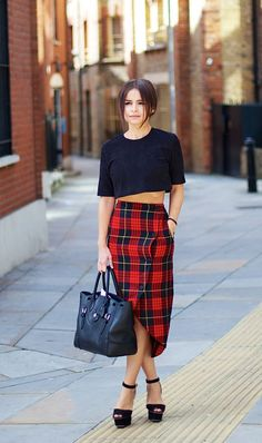 Want to know how to wear a crop top that best suits your body? We are breaking it down for you right here.