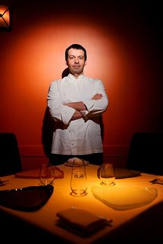 Baume -- chef Bruno Chemel. not sure if i can justify the $168 tasting menu ($288 w/ wine pairings!) and obnoxious orange walls. mixed reviews, but has 2 michelin stars...