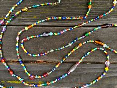 Love Beads - sadly I wore them with pride..