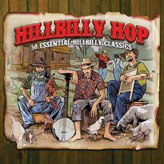 Hillbilly Hop 50 Essential Hillbilly Classics Various 2 x CD SET
