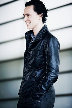 I can't... I just... I... That hair, that jacket, that body! I'm dying here!