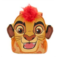 The Lion Guard small backpack brings the magic of Disney to school days. The…