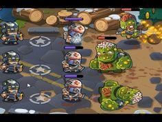 Elite Squad 2 HARD level 11 Full Victory Walkthrough gameplay (TD game)