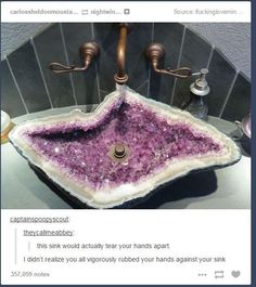 The sink tribulation. | 33 Really Funny Tumblr Posts That Are What You Need Right Now