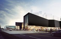 RTA-Office Designs Service Center for China's International Garden Expo