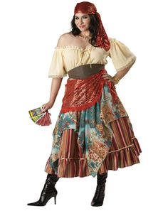 Costumes on Pinterest | Plus Size Costume, Gypsy Costume and Adult ...