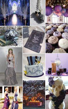Corpse Bride Wedding!!!!!!!!!!!!!
