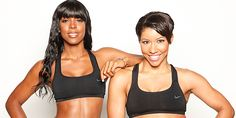 August #COCBelle of the Month Jeanette Jenkins – The Hollywood Trainer, with Kelly Rowland