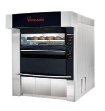 Revolution oven - a Revolving Hybrid Oven
