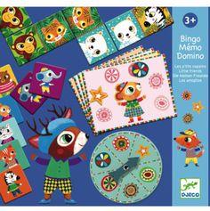 #Djeco #memory bingo