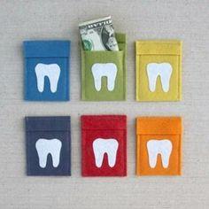 Tooth Fairy Pocket {Appliqué}