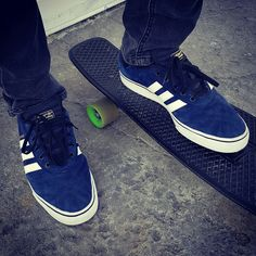 A late evening ride on my board... Shoes by #adidasskateboarding #adidasoriginals #adidas #shoes #sneakers #skateboarding #skateboard #summer #evening #khshoestar Photo by @khshoestar