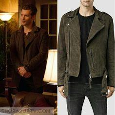 The Originals: Season 3 Episode 14 Klaus' Biker Jacket