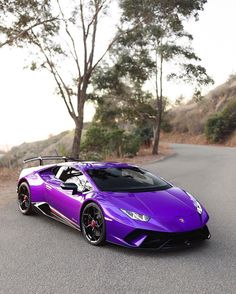 Purplemante Photo by klugecars blacklist lamborghini huracan perf Lamborghini Huracan, Sports Cars Lamborghini, Maserati, Bugatti, Luxury Sports Cars, Top Luxury Cars, Supercars, Lamborghini Pictures, Automobile