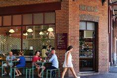 Sydney's CBD fringe suburb Chippendale has fast become the city's new eating playground, where Michelin-starred chefs dish up breathtaking plates next door to hawker stalls and hipster pubs. David Matthews hits the streets. Sydney, Chef Dishes, Next Door, Stalls, Chefs, Playground, David, Hipster, Australia