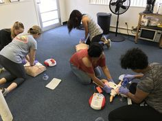 Basic Life Support Certification Training