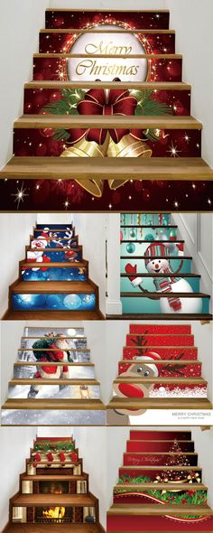 Up to 80% off and extra $15 off, Rosewholesale christmas decoration stair sticks | Rosewholesale,rosewholesale decoration,home decor,christmas decor diy,christmas decoration,stair sticks,christmas crafts,rosewholesale.com | #rosewholesale #homedecor #ChristmasDecor