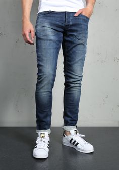 Chasin' EGO Slim Fly Jeans | Available at www.score.nl