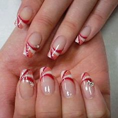 candy cane tips