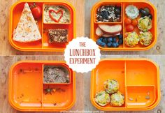 The great lunchbox experiment