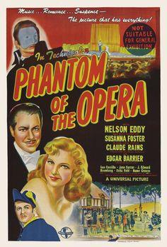 Phantom Of The Opera  | 1943