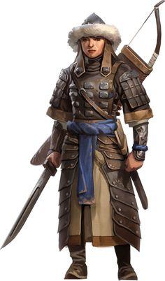 Lamellar Armor - Google Search