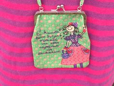 Tykkään mun synttärilahjasta ;) Coin Purse, Wallet, Purses, Handbags, Coin Purses, Handmade Purses, Wallets, Diy Wallet, Bags