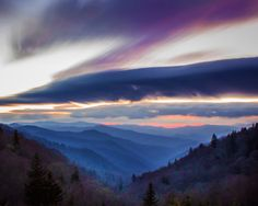 Smokey mountains, NC