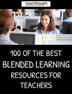 A compilation of some of our favorite blending learning resources for teachers: examples, systems, tools. Instructional Technology, Instructional Strategies, Educational Technology, Technology Tools, Learning Resources, Teacher Resources, Learning Tools, Teaching Tips, Cult Of Pedagogy