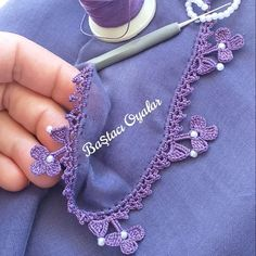 Filet Crochet, Diy And Crafts, Crochet Necklace, Jewelry, Instagram, Rage, Pattern, Crochet Collar, Jewlery