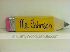 Pencil Wooden Craft