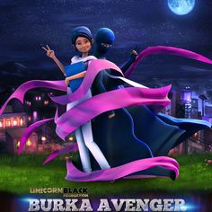 Burka Avenger is a groundbreaking superhero for a number of reasons: she is an empowered woman, her sidekicks are three children, her cause is social justice, and she's primarily focused on universal education. And Burka Avenger's enemies, corrupt politicians and Taliban-like militants, are very real.