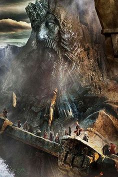 Erebor. Such an awesome picture
