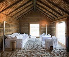 Dezeen: Casa Areia With Sandy Floors By Aires Mateus Architects