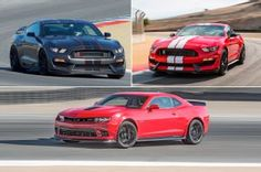 See How the Shelby GT350 and Camaro Z/28 Compare on the Dyno. The height of the muscle car arms race.