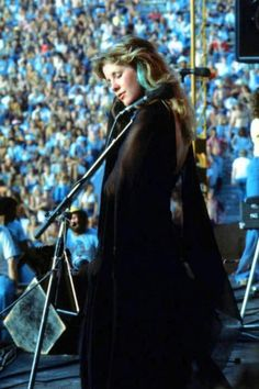 """Stevie Nicks ~ """" kind of woman that will haunt you .... """""""
