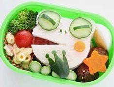 Дизайн на храна за деца | Art and Blog