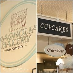 Buy a cupcake from here. | 22 Ways To Prove You're A Tourist In New York City