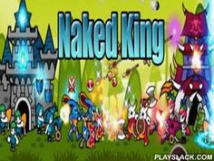 Naked King!  Android Game - playslack.com , Naked king!   an unusually non-stative passageway which combines strategy and act components.  In the course of the game you will have to wreck a structure of the opposition and to wreck soldiers defending  it.  Each time, travelling  to a brand-new stage, you will be able to appoint kind of soldiers who will assualt foes and indicate their contact.  Except soldiers chosen by you in the course of the game there will be one more kind of units which…