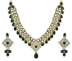 Indian Bollywood Inspired Gold Pated Green Pearls Party W... https://www.amazon.com/dp/B01NADDM4G/ref=cm_sw_r_pi_dp_x_DsrZybAT4RC2A