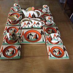 Clarice Cliff & Art Deco Ceramics Dealers | London