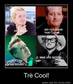 Tre Cool - #GreenDay