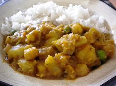 Spicy Vegan Potato Curry | 21 Healthy, Delicious Recipes To Kick-Start Your Daniel Fast | Allrecipes.com