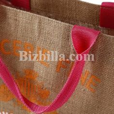 Are you in need of  #Jute_Bags ?  Buy  #China made Cutomized printed Eco-friendly reusable  #Jute_shopping_tote_bag from  #Leaps_Packing_Industrial_Co_Ltd via Bizbilla.com  Buy Now -->  http://products.bizbilla.com/Cutomized-printed-Eco-friendly-reusable-jute-shopping-tote-bag_detail199854.html   #Bizbilla  #B2B  #Packaging_materials  #bags