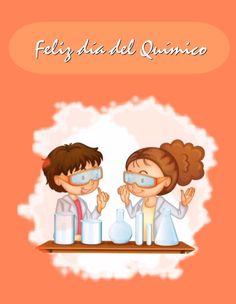 Feliz día del químico, dos chicos en bata blanca Chemistry, Special Events, Disney Characters, Fictional Characters, Happy Birthday, Family Guy, Stickers, Disney Princess, Images Of Lovers