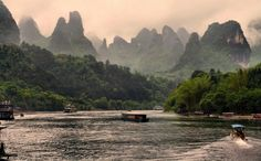 Guilin and Lijiang River National Park, China. This is an image we enjoy. Hope you enjoy it too - Little Hawk Trading, a favorite eBay store - Clothing & Shoes for LESS - http://stores.ebay.com/Little-Hawk-Trading